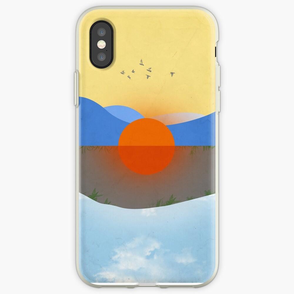 KAUAI Sin texto Funda y vinilo para iPhone