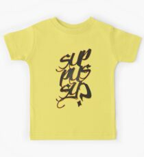 Sup Pussy? Kids Clothes