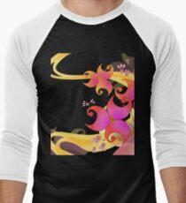 design flowers amazing mens baseball t shirt - Football T Shirt Design Ideas