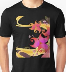 Design   Flowers   Amazing Unisex T Shirt
