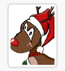 Rabid Reindeer Sticker