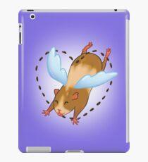 Guinea Pig Angel poop iPad Case/Skin
