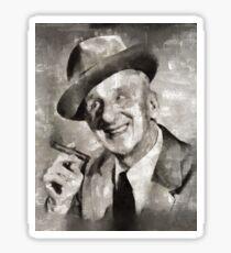 Jimmy Durante, Comedian Sticker