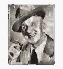 Jimmy Durante, Comedian iPad Case/Skin