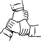 Soviet Hands in Cooperation by Daniel Gallegos
