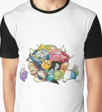 adventure time drawing Graphic T-Shirt