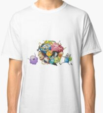 adventure time drawing Classic T-Shirt