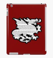 Daenerys Targaryen Dragon  iPad Case/Skin