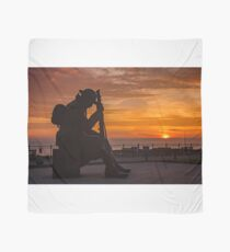Tommy At Sunrise Scarf