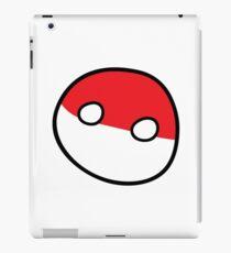 Polandball - Derpy Poland Big iPad Case/Skin