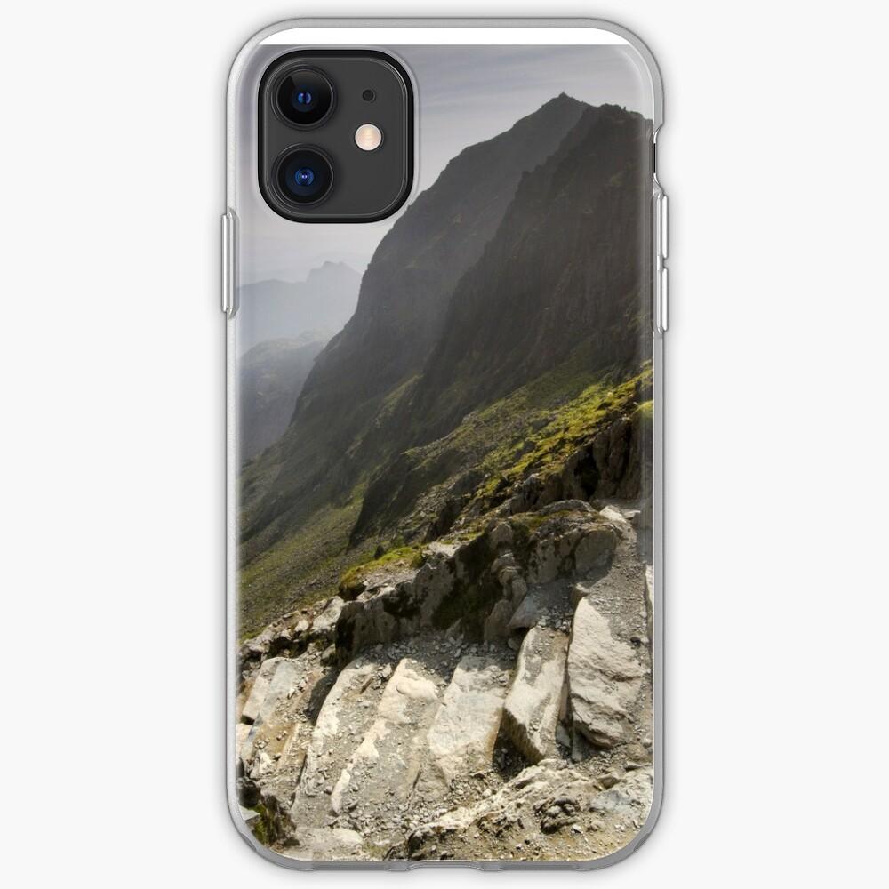 Snowdonia - Snowdon Summit iPhone Case & Cover