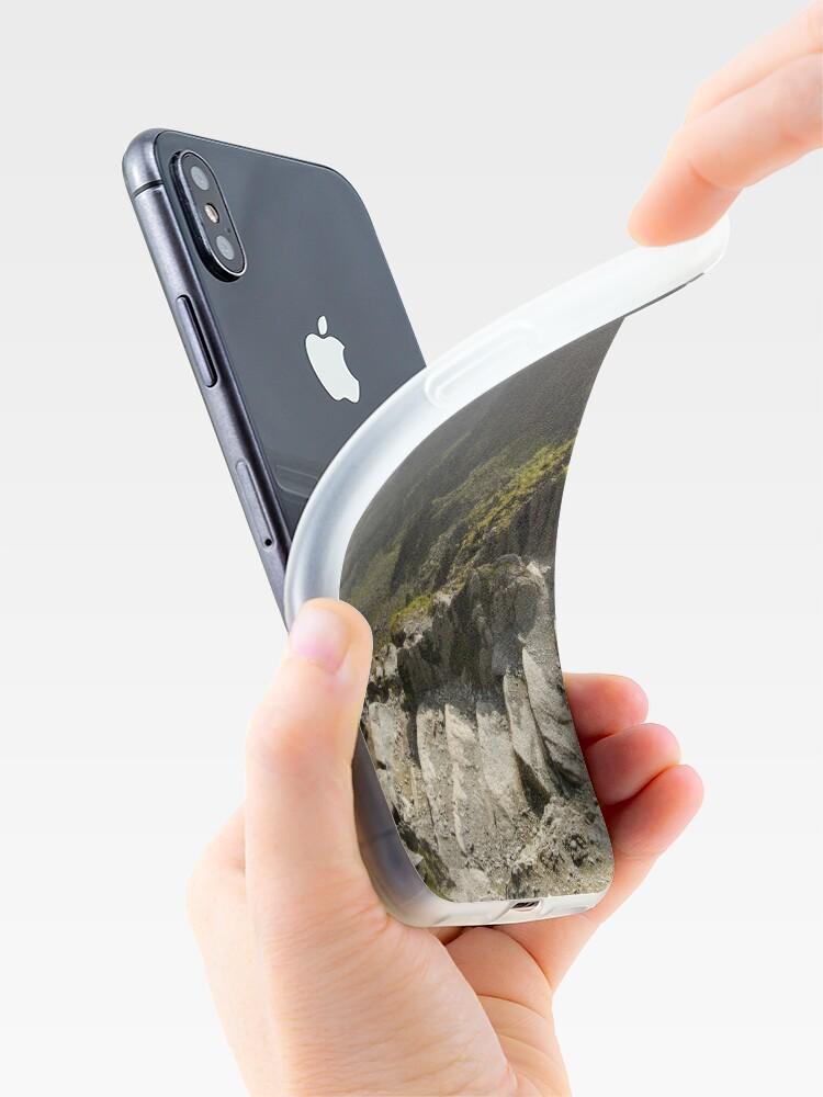 Alternate view of Snowdonia - Snowdon Summit iPhone Case & Cover
