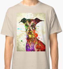 Greyhound Grunge Classic T-Shirt