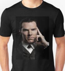 Benedict Cumberbatch 5 Unisex T-Shirt
