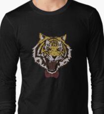 Yurio's Bow Tie Tiger Long Sleeve T-Shirt
