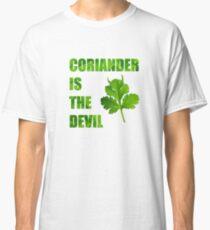 satanic herb Classic T-Shirt