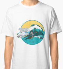 Pedestrian Surfer Classic T-Shirt