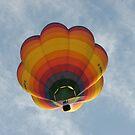 Hot Air Balloon, Bristol by MissElaineous Designs