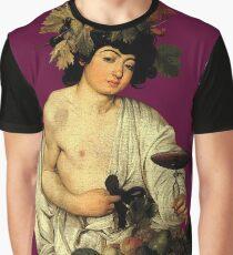 Bacchus Graphic T-Shirt