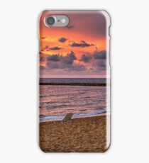 Empty spaces iPhone Case/Skin