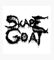 SkapeGoat Main Logo Photographic Print