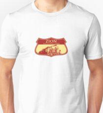 Zion National Park Unisex T-Shirt