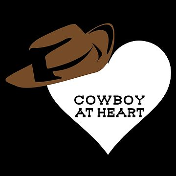 Cowboy At Heart by atheartdesigns