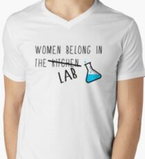 Women in the Lab T-Shirt