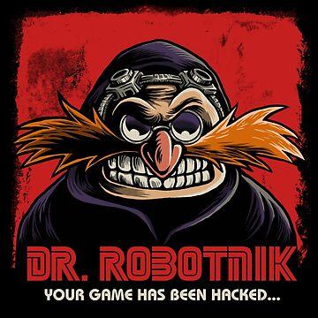 Mr Robotnik by NibiruHybrid