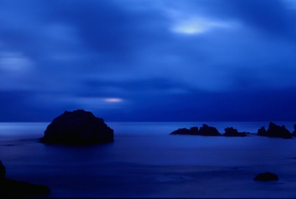 Blue Mystique by Ken Dietz