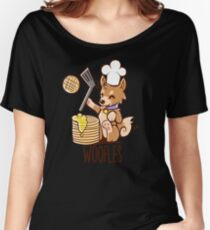 I'm making woofles Women's Relaxed Fit T-Shirt