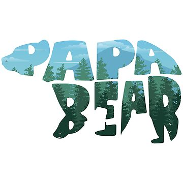 Papa Bear by mellow-threads