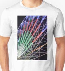 Big Wheel at the Fairground Unisex T-Shirt