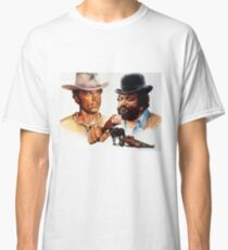 Bud Spencer e Terence Hill Classic T-Shirt
