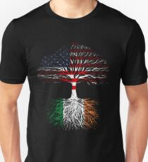 American Grown, Irish Roots T-Shirt