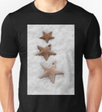 Christmas stars cookies T-Shirt