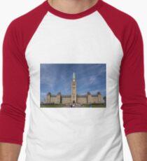 Center block of the Canadian Parliament - Ottawa, Ontario T-Shirt
