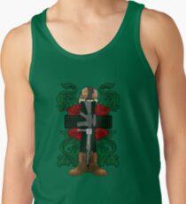 Battle Cross for Shirts Tank Top