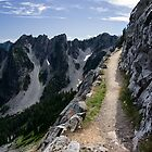 The Kendall Katwalk - Mt. Baker-Snoqualmie N. F., WA by Mark Heller