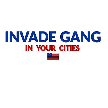 Invade Gang by invadeclothing