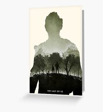 The Last of Us (II) Greeting Card