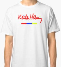 Keith Haring - Signature 04 Classic T-Shirt