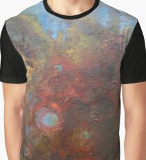 Yarmouth Abstraction  Graphic T-Shirt