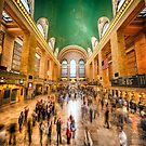 Grand Central by Ray Warren