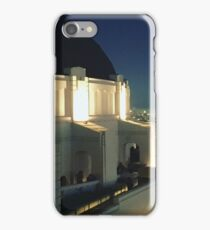 Griffith Observatory iPhone Case/Skin