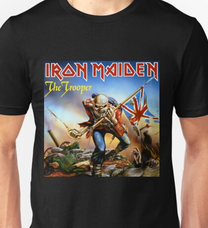 IRON MAIDEN - THE TROOPER Unisex T-Shirt