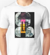 Stereo LP Record Collage T-Shirt