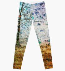 Happy Trees Leggings