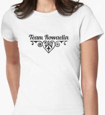 Rowaelin Womens Fitted T-Shirt