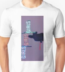 The 1975 (Matty and Girls Neon Sign) Unisex T-Shirt